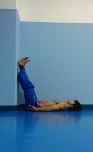 簡単な下腹部腹筋の鍛え方
