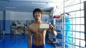 2017.6.10腹筋王子の本日の腹筋